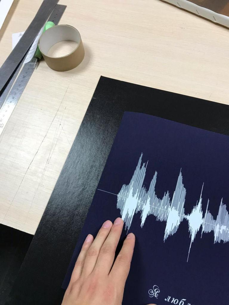 Примеры Картин голоса | Фото, Видео