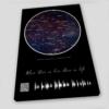 Карта звездного неба + Картина голоса