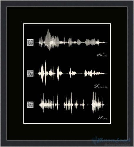 Картина с изображением голоса (14)