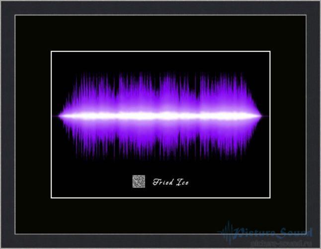 Картина с изображением голоса (15)