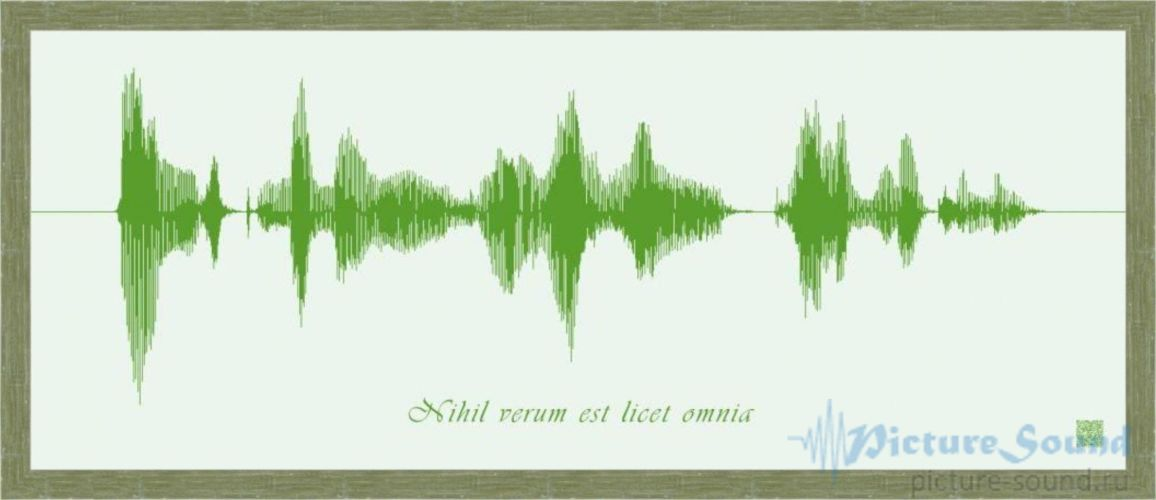 Картина звука (2)
