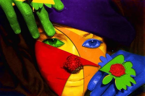 Психология цвета выбрать цвет подарка